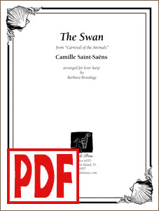 The Swan (Saint-Saens) by Barbara Brundage <span class='red'>PDF Download</span>