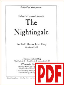 The Nightingale by Deborah Henson-Conant <span class='red'>PDF Download</span>