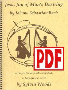 Jesu, Joy of Man's Desiring by Sylvia Woods PDF Download