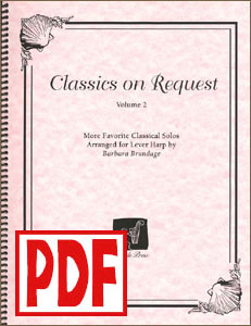 Scheherazade Themes from Classics on Request #2 by Barbara Brundage PDF Download
