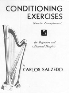 Conditioning Exercises book by Carlos Salzedo
