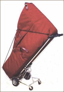 Kart-a-Bag Folk Harp Cart