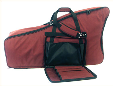 Deluxe Case for Dusty Strings 26-String Harps