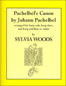 Pachelbel's Canon products by Sylvia Woods: Book and/or CD