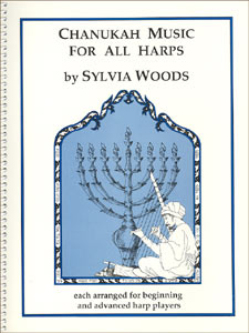Chanukah Music products by Sylvia Woods: Book and/or CD