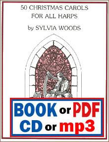 50 Christmas Carols by Sylvia Woods