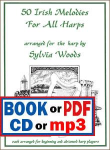 50 Irish Melodies by Sylvia Woods