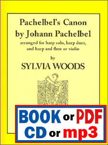 Pachelbel's Canon by Sylvia Woods
