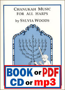 Chanukah Music by Sylvia Woods