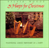 3 Harps For Christmas Volume 1 CD by Sylvia Woods