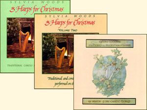Gift Pack Set of 3 CDs by Sylvia Woods