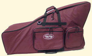 Deluxe Case for Dusty Strings 34-String Harps