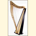 Dusty Strings Ravenna 26 Harp