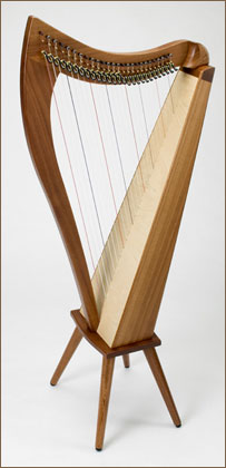 Dusty Strings Allegro 26 Harp