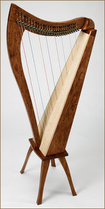 Dusty Strings FH26 Harp
