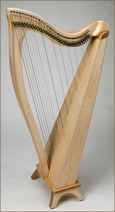 Dusty Strings FH34 Harp