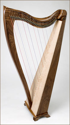 Dusty Strings FH36H Harp