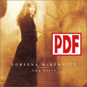 The Visit by Loreena McKennitt  PDF Downloads