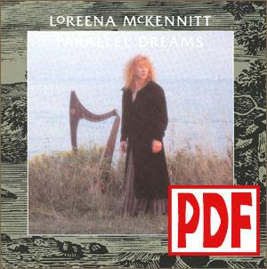 Parallel Dreams by Loreena McKennitt  PDF Downloads