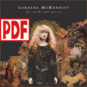 The Mask and Mirror by Loreena McKennitt PDF Downloads