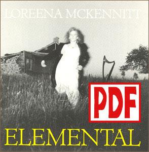 Elemental by Loreena McKennitt  PDF Downloads