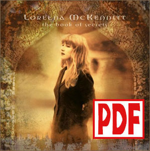 The Book of Secrets by Loreena McKennitt  PDF Downloads