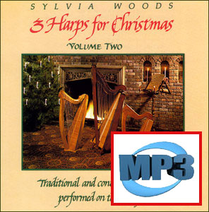 Three Harps for Christmas #2 by Sylvia Woods mp3 DOWNLOADS