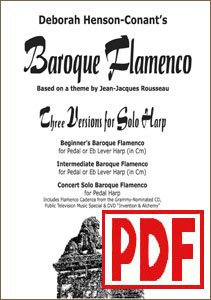 Baroque Flamenco by Deborah Henson-Conant <span class='red'>PDF Download</span>