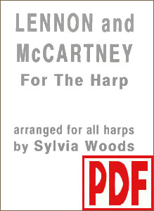 Lennon and McCartney For The Harp by Sylvia Woods PDF Download