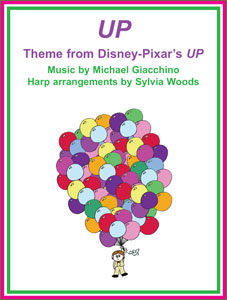 Up Theme arranged by Sylvia Woods