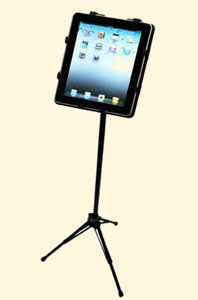 Stand for iPad 2 and newer iPads