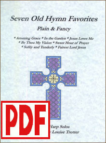 7 Old Hymn Favorites Plain and Fancy by Louise Trotter <span class='red'>PDF Download</span>
