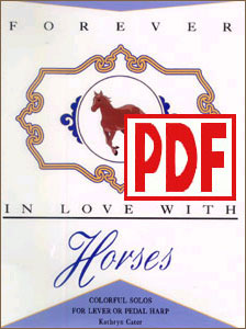 Forever in Love with Horses by Kathryn Cater <span class='red'>PDF Download</span>