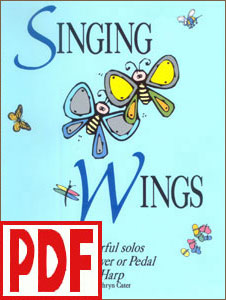 Singing Wings by Kathryn Cater <span class='red'>PDF Download</span>
