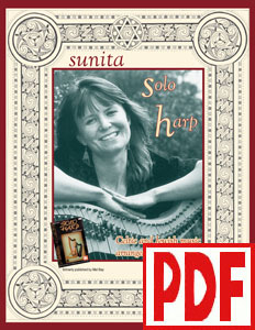 Sunita Solo Harp by Sunita Staneslow <span class='red'>PDF Download</span>