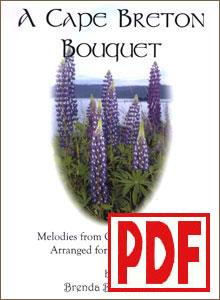 A Cape Breton Bouquet by Brenda Bowen Cox <span class='red'>PDF Download</span>