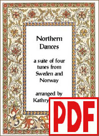 Northern Dances by Kathryn Cater <span class='red'>PDF Download</span>