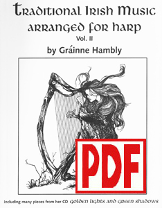Traditional Irish Music #2 by Grainne Hambly <span class='red'>PDF Download</span>