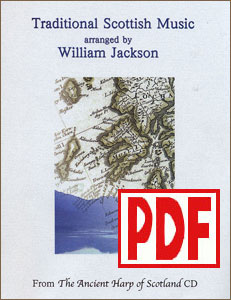 Traditional Scottish Music by William Jackson <span class='red'>PDF Download</span>
