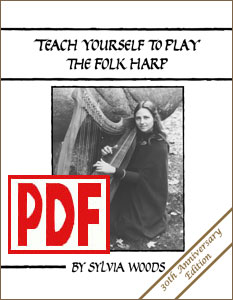 Teach Yourself to Play the Folk Harp by Sylvia Woods PDF Download