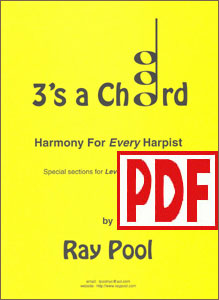 3's a Chord by Ray Pool <span class='red'>PDF Download</span>