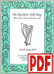 The Northern Folk Harp by Beth Kolle PDF Download