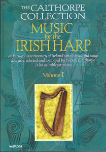 Music for the Irish Harp, Vol. 1 book by Nancy Calthorpe - $19.95