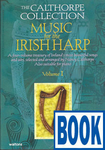 Music for the Irish Harp, Vol. 1 <span class='blue'>Book</span> by Nancy Calthorpe