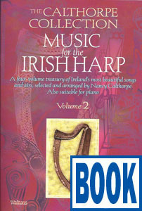 Music for the Irish Harp, Vol. 2 Book by Nancy Calthorpe