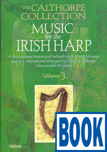 Music for the Irish Harp, Vol. 3 <span class='blue'>Book</span> by Nancy Calthorpe