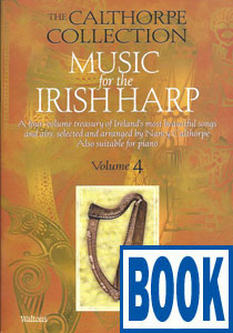 Music for the Irish Harp, Vol. 4 <span class='blue'>Book</span> by Nancy Calthorpe