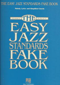The Easy Jazz Fake Book