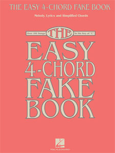 The Easy 4-Chord Fake Book