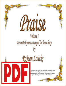Praise Volume 1 by RoJean Loucks <span class='red'>PDF Download</span>